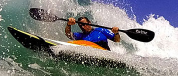 Celtic Paddles White Water and Surf Range
